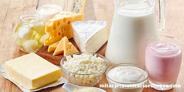 Alimentos ricos en calcio: nutrición y propiedades de los alimentos.
